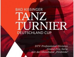 """PD Deutschland Cup Latein"" Bad Kissingen 2018"